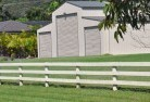 Adamsvale Back yard fencing 14