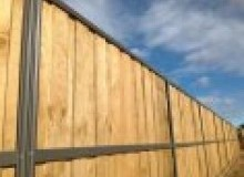 Kwikfynd Lap and Cap Timber Fencing adamsvale